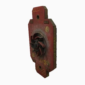 French Metal Foundry Mould