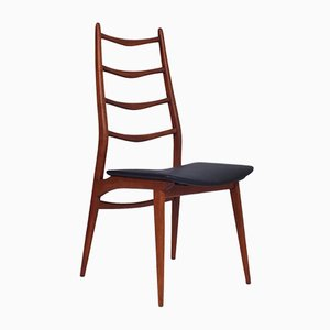 Teak Dining Chairs from Habeo, Germany, 1960s, Set of 6
