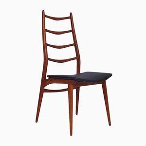 Teak Esszimmerstühle von Habeo, 1960er, 6er Set