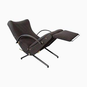 P40 Lounge Chairs by Osvaldo Borsani for Tecno with Original Upholstery, 1954
