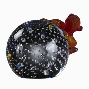 Sphere with Red Frog from VGnewtrend