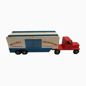 Wooden Toy Truck, 1960s