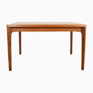 Teak Extendable Dining Table by Henning Kjærnulf for Vejle Mobelfabrik, 1960s