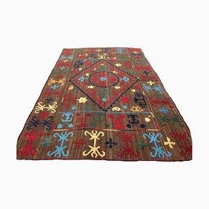 Vintage Afghan Kilim Rug, 1970s