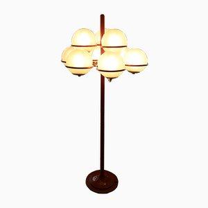 Modell 1094 Stehlampe von Gino Sarfatti für Arteluce, 1960er