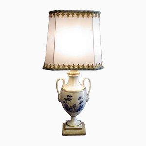 Tischlampe von Richard Ginori, 1950er