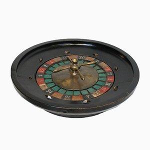 Roulette Spinnrad, 1950er