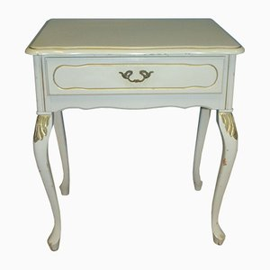 Vintage Chippendale Style Nightstand, 1970s