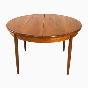 Extendable Teak Dining Table from G Plan, 1960s