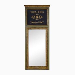 Antique Regency Style Pier Mirror