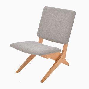 Mid-Century Modell FB18 Scissor Stühle von Jan für Pastoe, 1960er, 2er Set