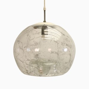 Vintage Space Age Pendant Lamp from Doria Leuchten, 1960s