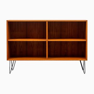 Mid-Century Danish Teak Standing Shelf
