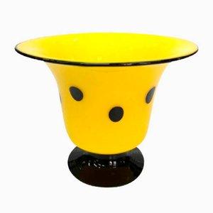 Tango Vase by Michael Powolny from Loetz, 1920s