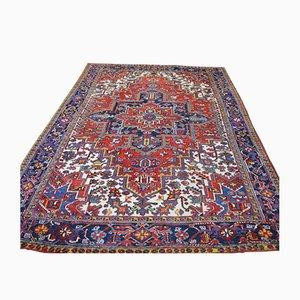 Heriz Wool Carpet, 1950s