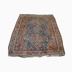 Gashgai Wool Carpet, 1950s