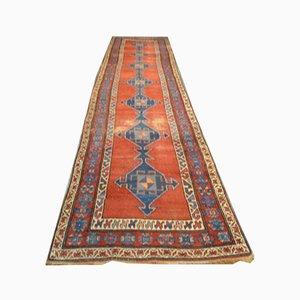 Kazak Caucasian Wool Carpet, 1950s