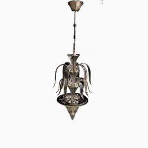 Vintage 3-Leuchten Kronleuchter von Cesare Toso
