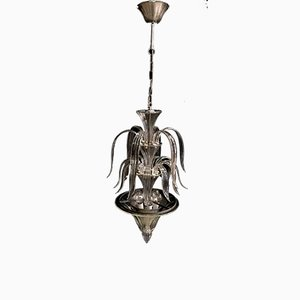 Vintage 3-Light Chandelier from Cesare Toso