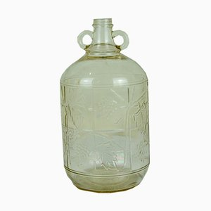 English Demijohn One Gallon, 1960s