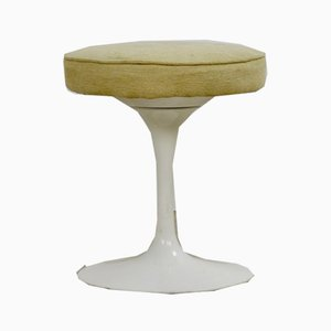 Vintage Tulip Hocker von Eero Saarinen für Knoll Inc. / Knoll International, 1970er