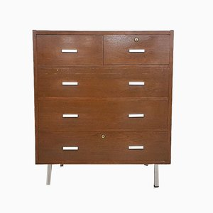 Large Dutch Chest of Drawers Attributed to Pastoe, 1960s