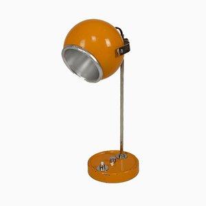 Französische Space Age Eyeball Tisch- oder Schreibtischlampe von Pierre Disderot, 1960er