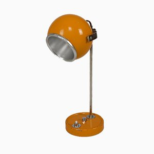 French Space Age Eyeball Table or Desk Lamp by Pierre Disderot, 1960s