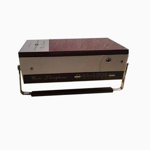 Radio o giradischi modello BXG-370 di Sharp, anni '60
