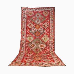 Russian Kazak Wool Carpet, 1950s