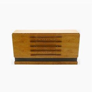 Ceruse Oak Sideboard by Louis Majorelle, 1920s