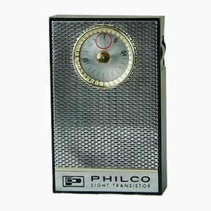Transistor Radio Modèle T81 BKG de Philco, 1963