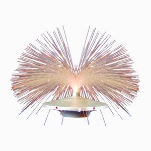 Space Age Italian Table Lamp from Fontana, 1970s