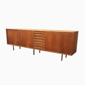 Mid-Century Danish Teak Model 29 A Sideboard by Arne Vodder for Sibast Møbelfabrik, 1950s
