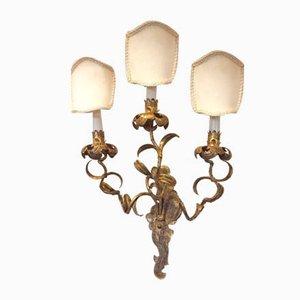 Vintage Wandlampen, 1940er, 2er Set