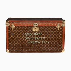 Vintage Hut Truhe von Louis Vuitton, 1940er