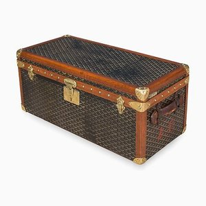 Antique Shoe Trunk from Goyard, 1900s