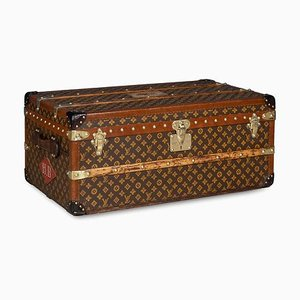Vintage Cabin Trunk from Goyard, 1900s