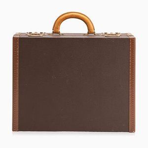 Vintage French Model Secret Service Briefcase from Louis Vuitton, 1980s