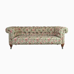Antique English Chesterfield Sofa