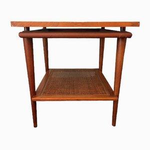 Tavolino di John Widdicomb, anni '60