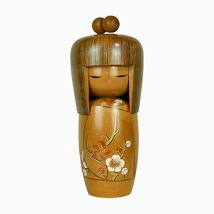 Kokeshi Doll by Kojo, 1970s
