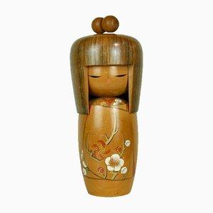 Kokeshi Puppe von Kojo, 1970er