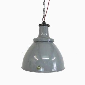 Grey Dome Vintage Benjamin Light, 1940s