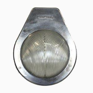 Eyeball Holophane Bulkhead Light, 1950s