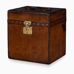 Coffre à Cylindre Antique de Louis Vuitton, France, 1900s