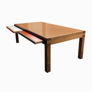 Coffee Table by Bernard Vuarnesson, 1980s