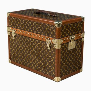 Vintage French Hemingway Trunk from Louis Vuitton, 1930s