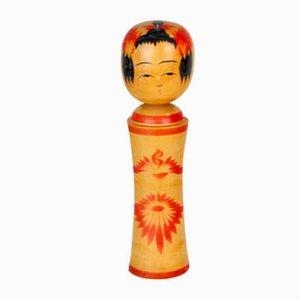Kokeshi Puppe von Mitsuo Matsuda, 1970er