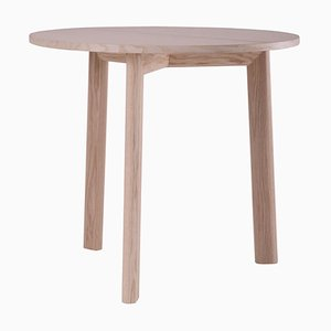 Galta Tripod Ash Round Table by SCMP Design Office